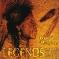 СD Navajo - Legends. Indian Mystic / Worldbeat, New Age