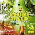 CD Masters at Work - Our Time Is Coming / afro, latino-groove soulful house (Jewel Case)