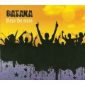 CD Gataka - Bless The Mess / Psychedelic trance (full on) (digipack)
