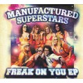 CD Manufacture Superstars - Freak on You Ep  / House, Vocal (digipack)