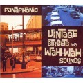 CD Panaphonic - Vintage Streets and Wah-Wah sounds /nu-jazz, funk (digipack)