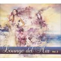 СD Various Artists - Lounge del Mar vol.02 (2CD) / Chill-out, electronica (digipack)